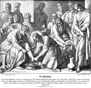 Print by Julius Schnorr von Carolsfeld's (1794-1872)