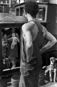 Photo by Henri Cartier-Bresson, 1956