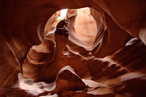 Antelope Canyon, Wikipedia Commons