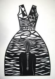 Paper cut design by Sue Codee