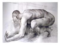 Drawing by Oldřich Kulhánek