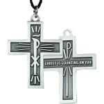 emmaus cross
