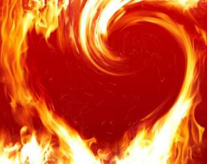flame of love