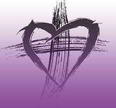 Lenten heart