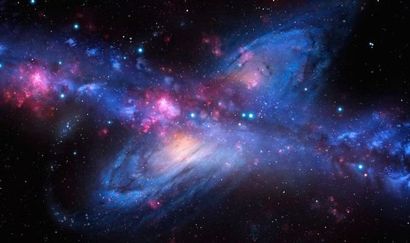 milky way soul and spirit